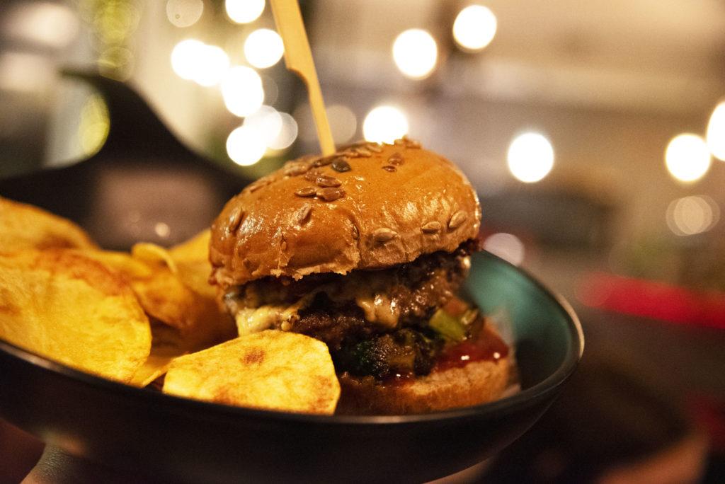 LA BONORA burger