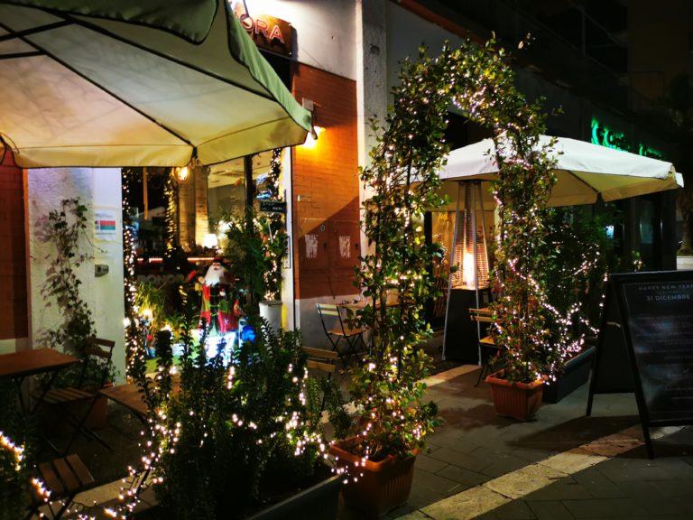 La Bonora location