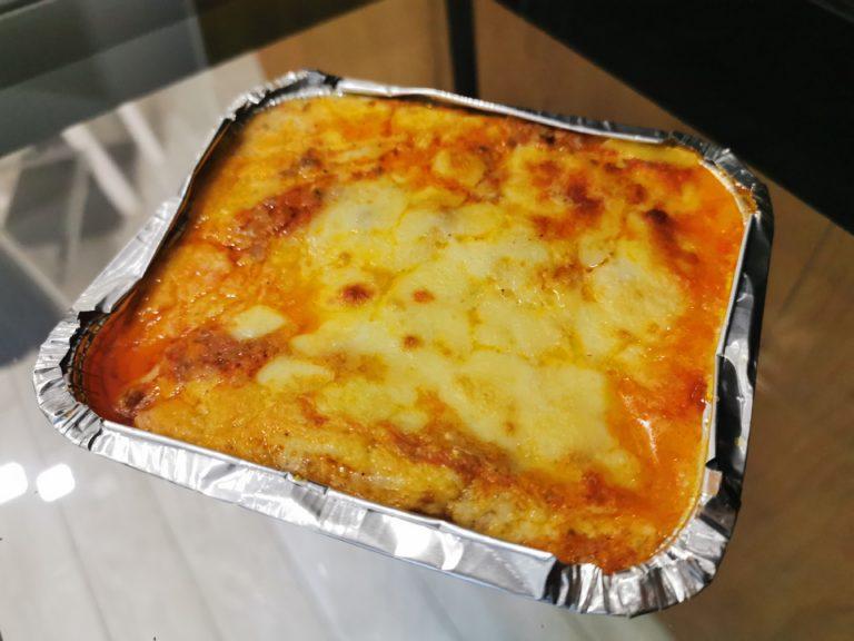 bonora delivery lasagna