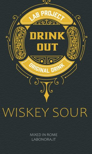 la bonora drink out delivery copertina whiskey sour